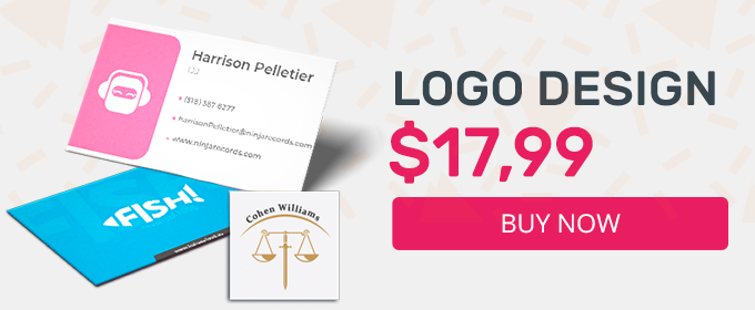 Logo Design! Create opportunities for your business at the lowest prices.
